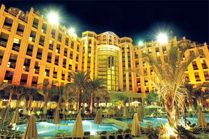 Hilton Queen of Sheba, Eilat